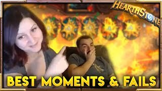 Best Moments & Fails Ep. 8 | Hearthstone