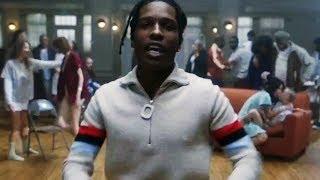 A$AP Rocky - Crazy Brazy Ft. A$AP Twelvyy & KEY! (Official Video)