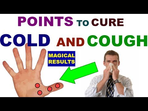 Sujok Therapy For Cold And Cough||Acupressure Points For Cold And Sneezing||Sinus||THROAT INFECTION