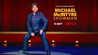 Michael McIntyre Netflix Special | Exclusive Preview