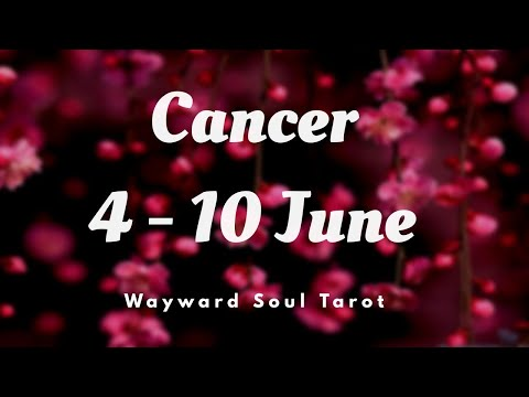 ♋Cancer - You FINALLY see them!!💖 June 4Love, Work & Money Reading