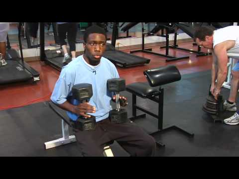 Fitness & Exercise Tips : Fast Muscle Building Workouts for Teens Without Supplements