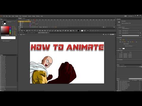 How to Animate Using Flash (Intermediate)