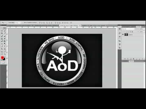 Cool logo/badge tutorial (Photoshop CS5)