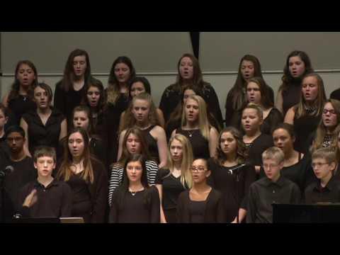 Central 8th Gr Choir  Dec 15 2016
