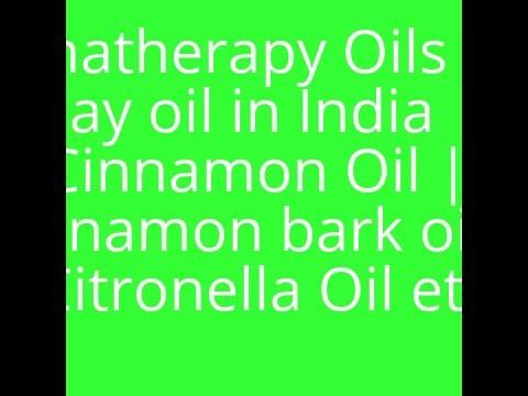 Indian Natural Essential Oils List, Aromatherapy, Pine, Carrier Oils Uses
