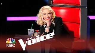 Top 9 Blind Audition (The Voice around the world X)