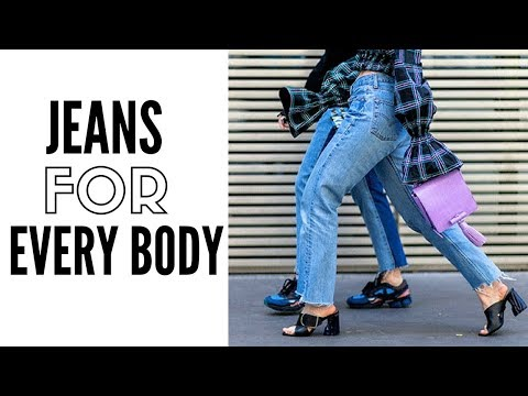 Finding The Perfect Jeans For Your Body Type  | How to Wear