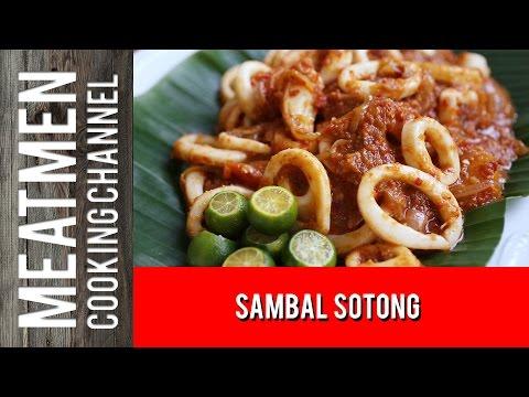 Sambal Sotong - 三峇烏賊