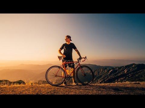 I'M CYCLING ACROSS AMERICA