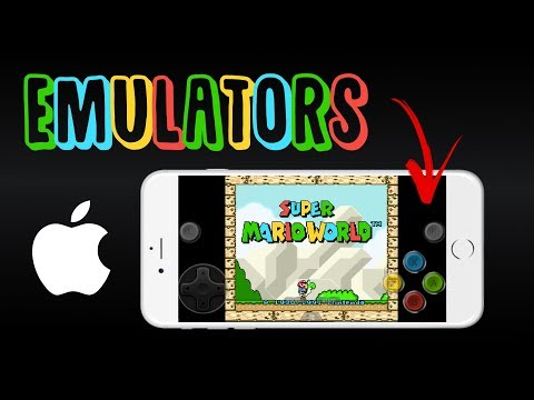 Play SNES/NES/GBA Games on iOS | NO JAILBREAK | iPhone