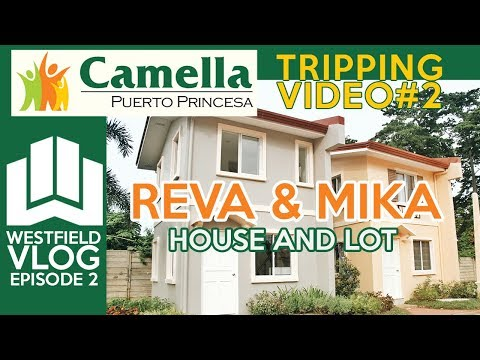 Mika House and Lot by Camella Puerto Princesa