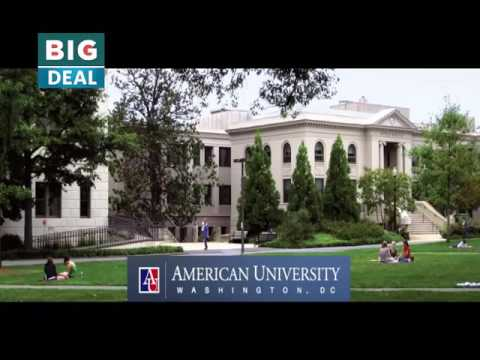 American University Washington D C - Amazing Placing