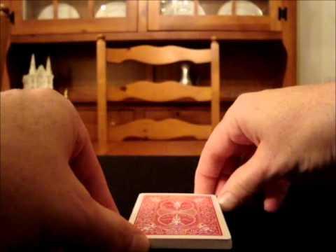 Sorcerer's Surprise card trick