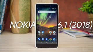 Nokia 6.1 (2018) Review
