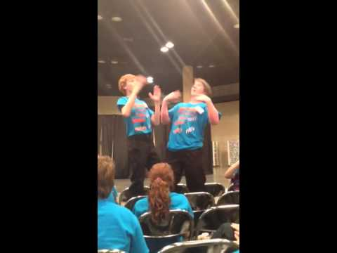 Cole and ring Pump up the crowd Beta 2015