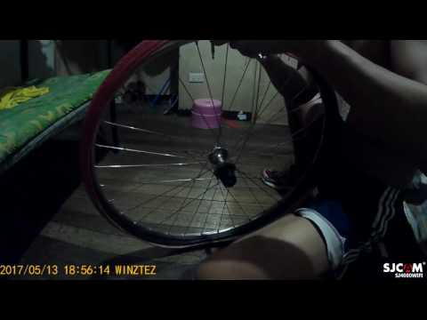 Unbox  and Install Duro Fixie Pop