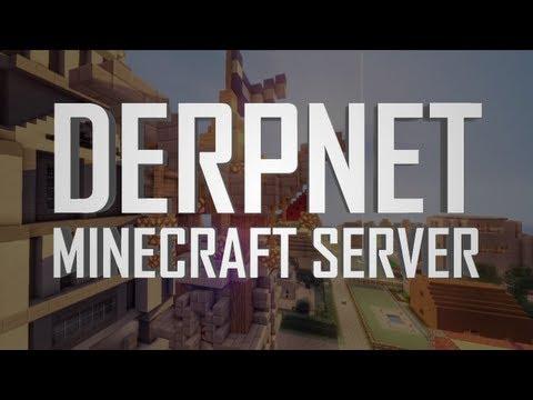 Derpnet minecraft server promotion trailer