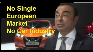 The Truth About Brexit and the UK Car Industry