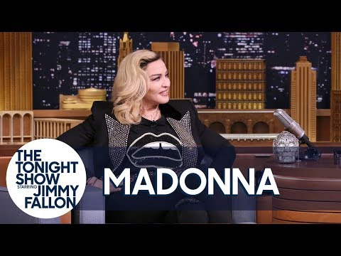 Madonna Is Still Having Erotic Dreams About Meeting President Obama