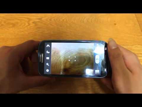 GALAXY S3 Quick Camera