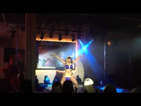 Boom Boom LeCoeur Cleopatra Fun Things to do in st. louis