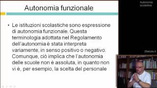 Concorso a cattedra docenti 2016 - Autonomia scolastica - Avvertenze generali