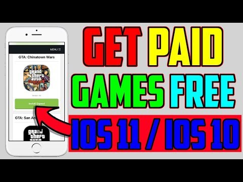 How To Get Paid Apps, Hacked Games, Tweaked ++ Apps FREE (NO Jailbreak NO Computer) iPhone,iPad,iPod
