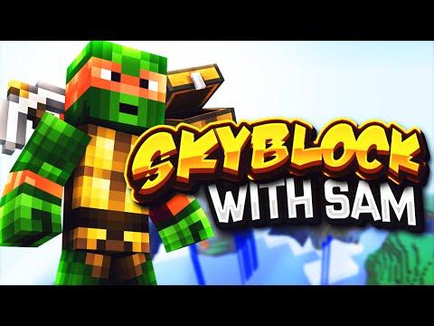 Minecraft Skyblock: UNREAL LOOT + Pig Spawner!