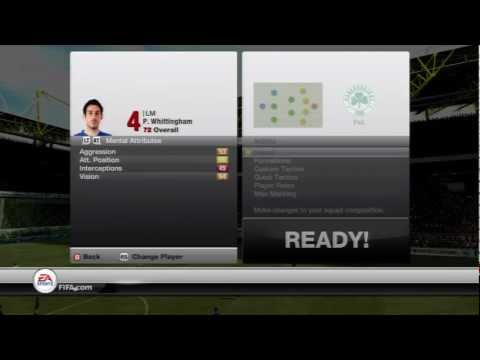 Fifa 12 Ultimate Team - TOTY Whittingham and BWP Reviews