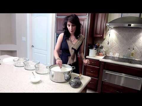 Persian Mom Cooking Yogurt (Maast) Episode - 20