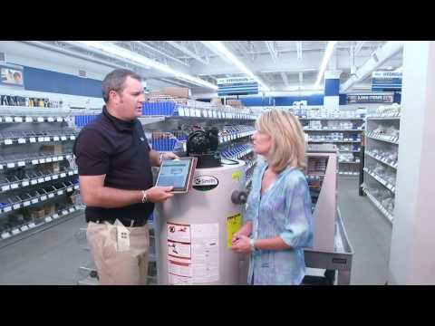 Options for water heaters