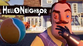 Разгадываю Секрет Соседа - Hello Neighbor Привет Сосед
