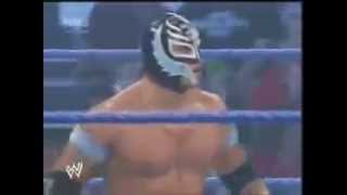 Rey Mysterio Vs The Great Khali Smackdown