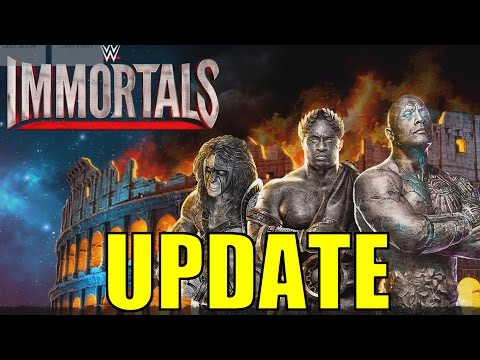 WWE Immortals (iOS/Android) UPDATE