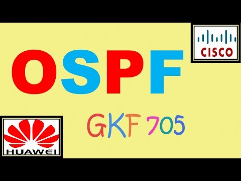 OSPF Routing Protocol - Part 1