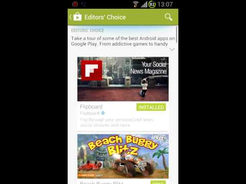 Google Play Store 4.0.25 review