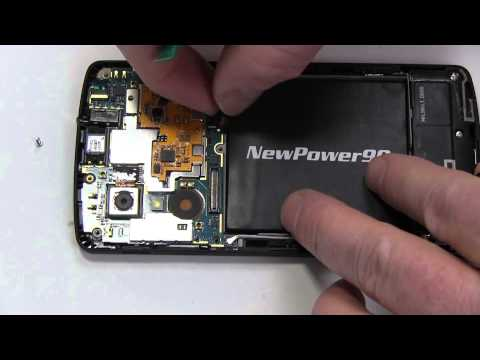 How to Replace Your Google Nexus 5 Battery