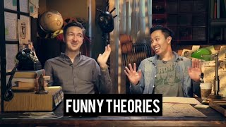 BuzzFeed Unsolved Funny Theories Compilation
