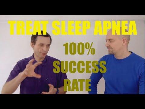 Treat Sleep Apnea Naturally with Breathing Retraining (Buteyko Method): No CPAP 100% Success Rate
