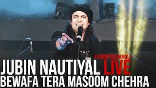 Bewafa Tera Masoom Chehra (Live Performance Video 2021) - @Jubin Nautiyal  | Rochak K | Rashmi V