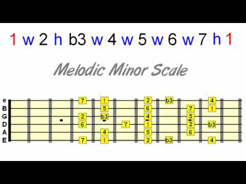 Guitar Chords and Scales - The Bigger Picture