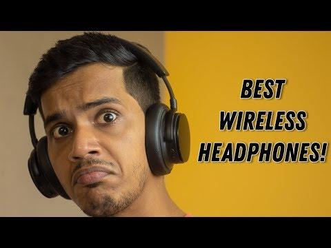 Best Wireless & NOISE CANCELLING headphones!
