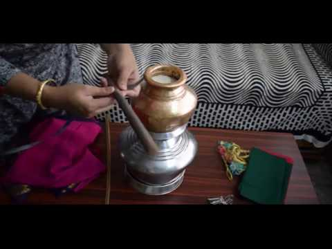 Varamahalakshmi saree decoration/How to tie saree to Varamahalakshmi godess  in kannada