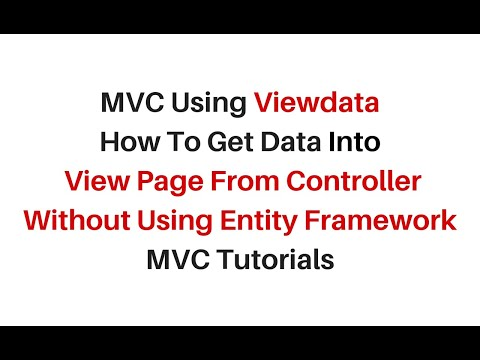 using viewdata to get records mvc without entity framework c# 4.6.1