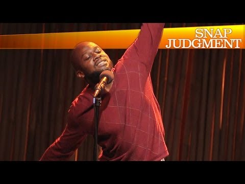 Marc Bamuthi Joseph on Snap Judgment LIVE!