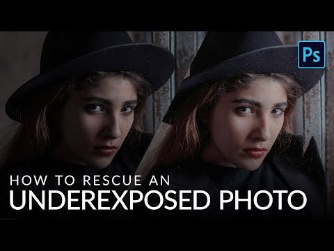 How to Fix an Underexposed Photo in Photoshop