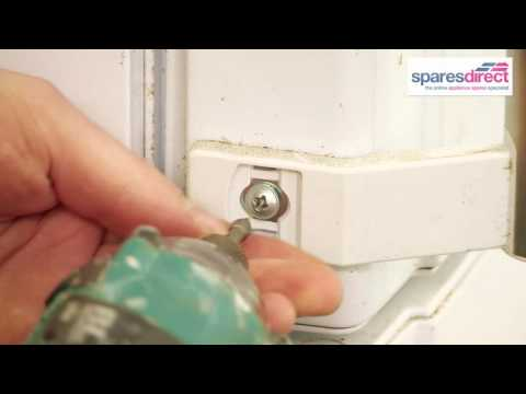 How to replace a broken Fridge Door Handle | Oven Spares & Parts | 0800 0149 636