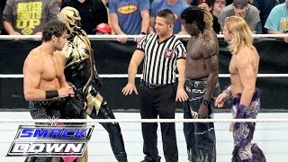 The Gorgeous Truth vs. GoldDango: SmackDown, May 12, 2016