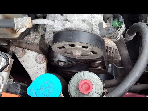 How to Replace a Serpentine Belt - Honda/Acura
